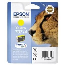 Epson T0714 žlutá (5,5ml)