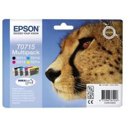 Sada Epson T0715 (T0711 + T0712 + T0713 + T0714)