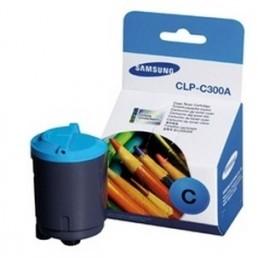 Toner Samsung CLP-C300A azurový