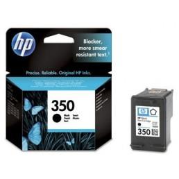 HP 350 černá, HP CB335EE (200 stran)