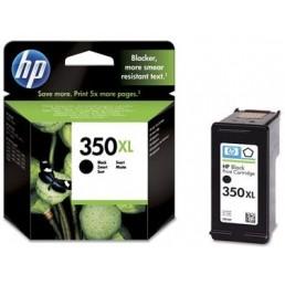 HP 350XL černá, HP CB336EE (1000 stran)
