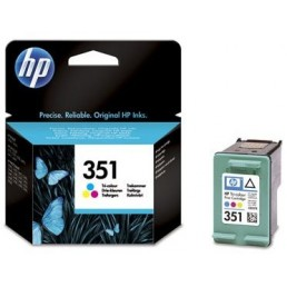 HP 351 barevná, HP CB337EE (170 stran)