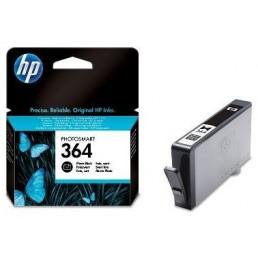 HP 364, HP CB317EE černá foto