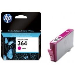 HP 364, HP CB319EE purpurová (300 stran)