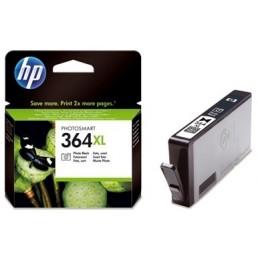 HP 364XL, HP CB322EE černá foto