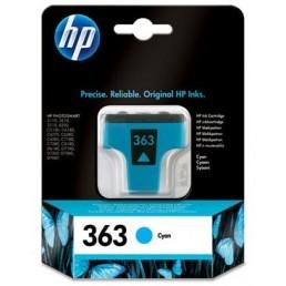 HP 363, HP C8771EE azurová (400 stran)