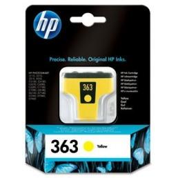HP 363, HP C8773EE žlutá (500 stran)