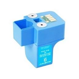 kompatibilní HP 363, HP C8771EE azurová 700 stran