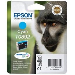 Epson T0892 azurová (3,5ml)