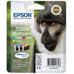 Sada Epson T0892+T0893+T0894 (A+P+Ž)