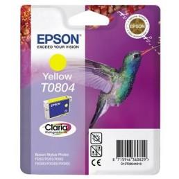 Epson T0804 žlutá (7,4ml)