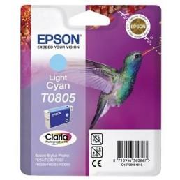 Epson T0805 světle azurová (7,4ml)
