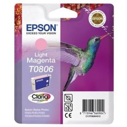 Epson T0806 světle purpurová (7,4ml)