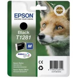Epson T1281 černá (5,9ml)