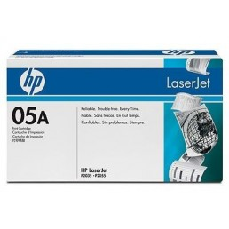 Toner HP 05A, HP CE505A (2300 stran)