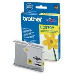 Brother LC-970Y žlutá