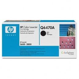 Toner HP Q6470A černý