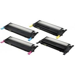 Zvýhodněná sada komp. Samsung CLT-4092 - 4 barvy