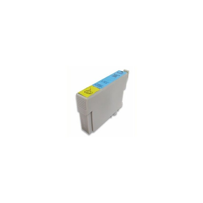 kompatibilní Epson T0805 světle azurová (13,5ml)