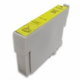 kompatibilní Epson T0804 žlutá (13,5ml)