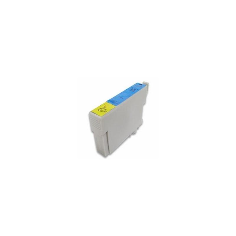kompatibilní Epson T0802 azurová (13,5ml)