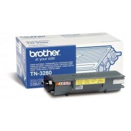 Kompatibilní toner Brother TN-3280 černý (8000s)