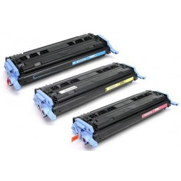 Kompatibilní toner HP Q6003A, 124A purpurový