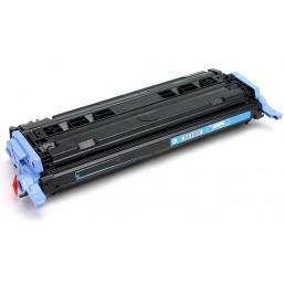 Kompatibilní toner HP Q6001A, 124A azurový