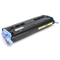 Kompatibilní toner HP Q6002A, 124A žlutý