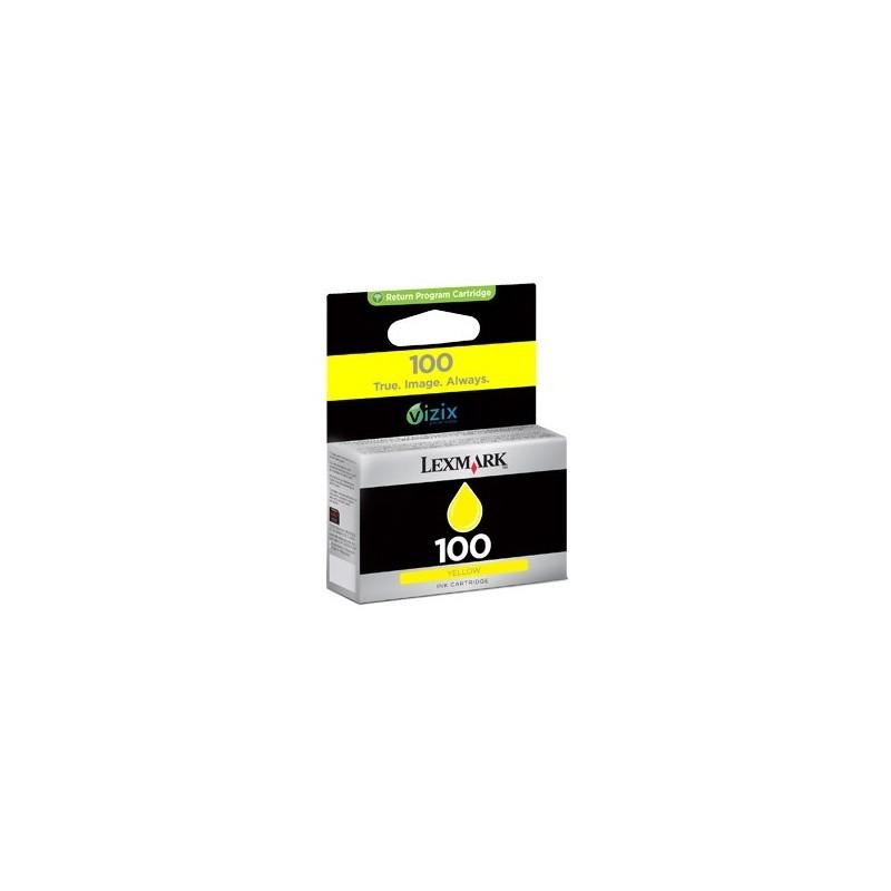 Lexmark 100, Lexmark 14N0902E žlutá
