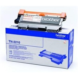 Toner Brother TN-2210, černý