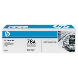 Toner HP 78A, HP CE278A černý