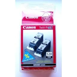 Canon PGI-520BK černá - dvojbalení (2ks)