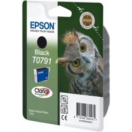Epson T0791, T079140 černá (11ml)