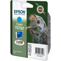 Epson T0792, T079240 azurová (11ml)