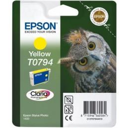 Epson T0794, T079440 žlutá  (11ml)