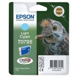 Epson T0795, T079540 světle azurová  (11ml)