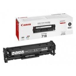 Toner Canon CRG-718 černý