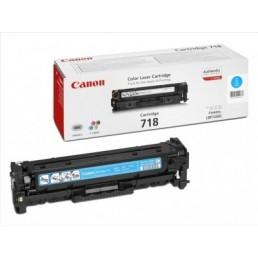 Toner Canon CRG-718 azurový