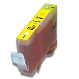 Kompatibilní Canon BCI-3eY žlutá