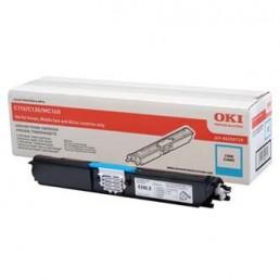 Toner OKI C110,C130 (44250719) azurový (1500stran)