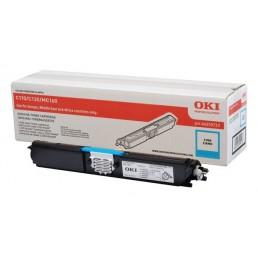 Toner OKI C110,C130 (44250723) azurový (2500stran)