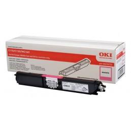 Toner OKI C110,C130 (44250722) purpurový (2500str)
