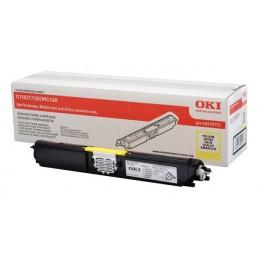 Toner OKI C110,C130 ( 44250721) žlutý (2500stran)