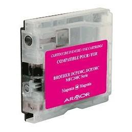 Kompatibilní Brother LC-1000M purpurová