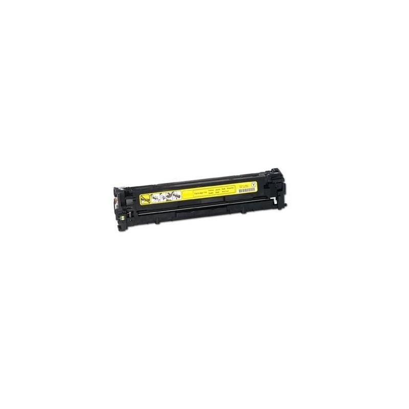 Kompatibilní toner Canon CRG-716 žlutý