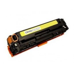 Kompatibilní toner HP CB542A (1400 stran) žlutý