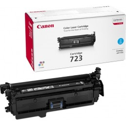 Toner Canon CRG-723 azurový