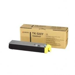Toner Kyocera TK-520Y žlutý