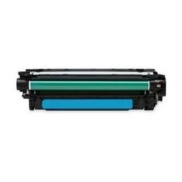 Kompatibilní toner HP CE251 azurový